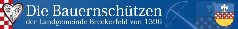 Bauernschüzen der Landgemeinde Breckerfeld von 1396 e.V.